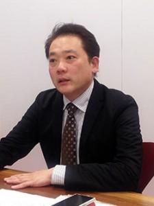 和田 圭 楽天Edy株式会社 取締役副社長執行役)