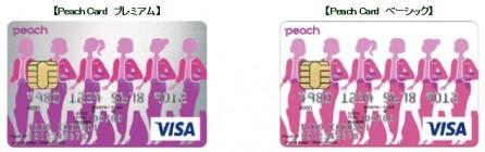三井住友カードの「Peach Card」